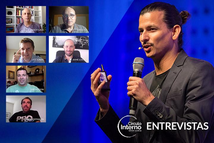 Erick Entrevistas a los Mejores Networkers del Mundo - MiCirculoInterno.com